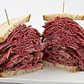 Slow Cooked Corned Beef Sandwich