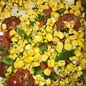 Corn and Tomatoes Salad