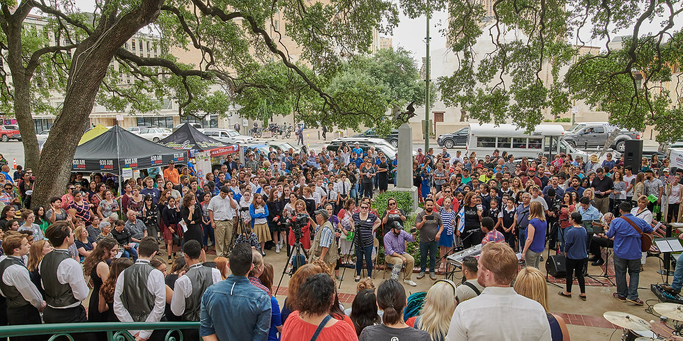 National Day of Prayer - San Antonio