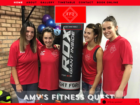 If you are looking for a business web site, Debbie is definately the girl to see. Debbie talked me through every single step and nothing was too much trouble. I'm a very happy customer. I can't recommend Debbie highly enough.  Amy Boswell - Amy's Fitness Quest - Shropshire