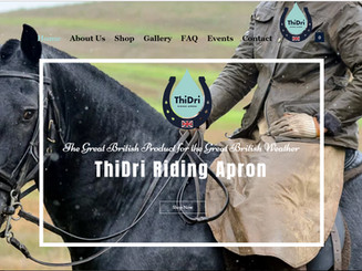 Debbie has been fantastic, a real asset to our business. She is professional and friendly. She has created an interractive site to show case our riding aprons. I highly recommend Debbie to build or revamp your web site. We had a personal recommendation & we were not dissapointed with Debbie's skills and ability.   Sian - Thi Dri Riding Aprons UK