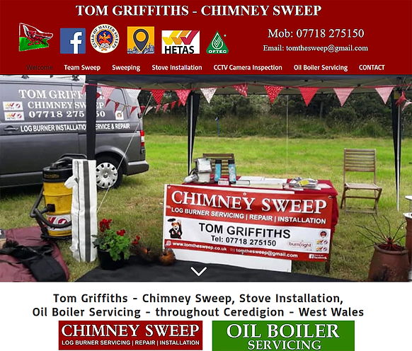 tom griffiths chimney sweep ceredigion.p