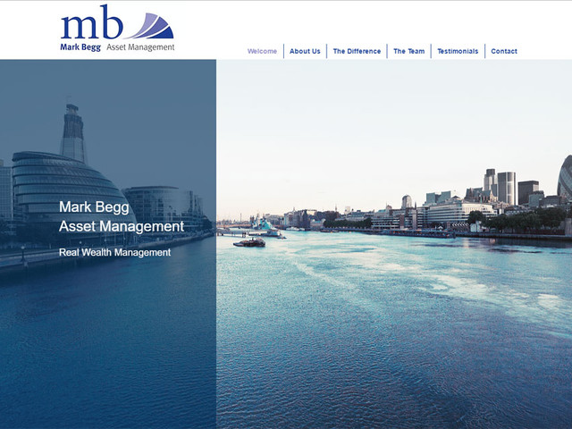 We are exceptionally pleased with the new site Debbie has developed for us. The work was completed quickly and efficiently.  Mark Begg - Asset Management Uk