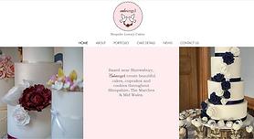 Heavenly Cake Angel | Bespoke Luxury Cakes