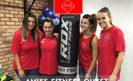 Amy's Fitness Quest - Ruyton XI Towns - Shropshire If you are looking for a business Website Debbie i...