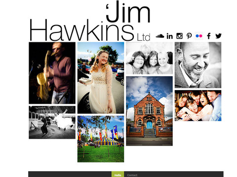 I love my website. My users seem to be loving my web site. I've made more contacts since the site went live than I had via my last web site. It's given my business, my visability and my confidence all a massive boost. I'm very grateful and I would recommend Debbie to anyone.  Jim Hawkins - Photographer - Event Host - Creative - BBC Shropshire Journalist