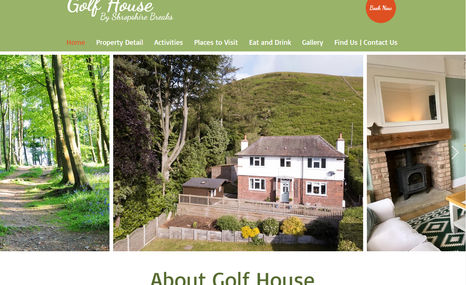 Shropshire Breaks A truly desirable family location to experience da...