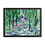 """Thumbnail: """"Water Lily"""" 00.1 Framed Poster"""