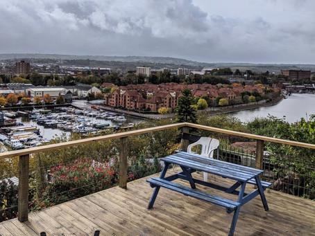 Bristol 分區遊:豪宅區 Clifton+Hotwells