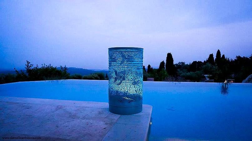 sculpture luminaire design decoration