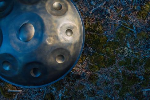 Myst Handpan - Vincent Guilbaud