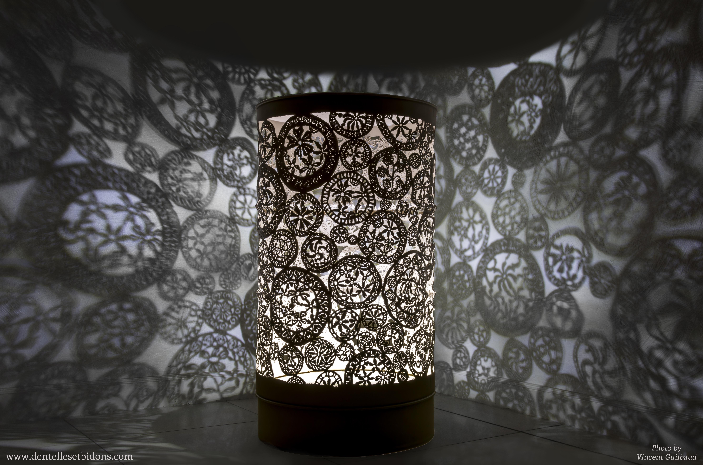 luminaire sculpture décoration