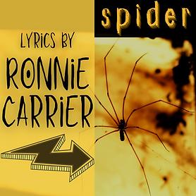 Spider Digital Lyric Booklet Cover.png