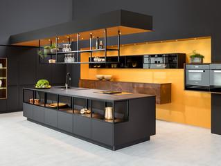 Fremtidens kjøkkenmateriale, Fenix.    Kan nå ses i vår butikk...