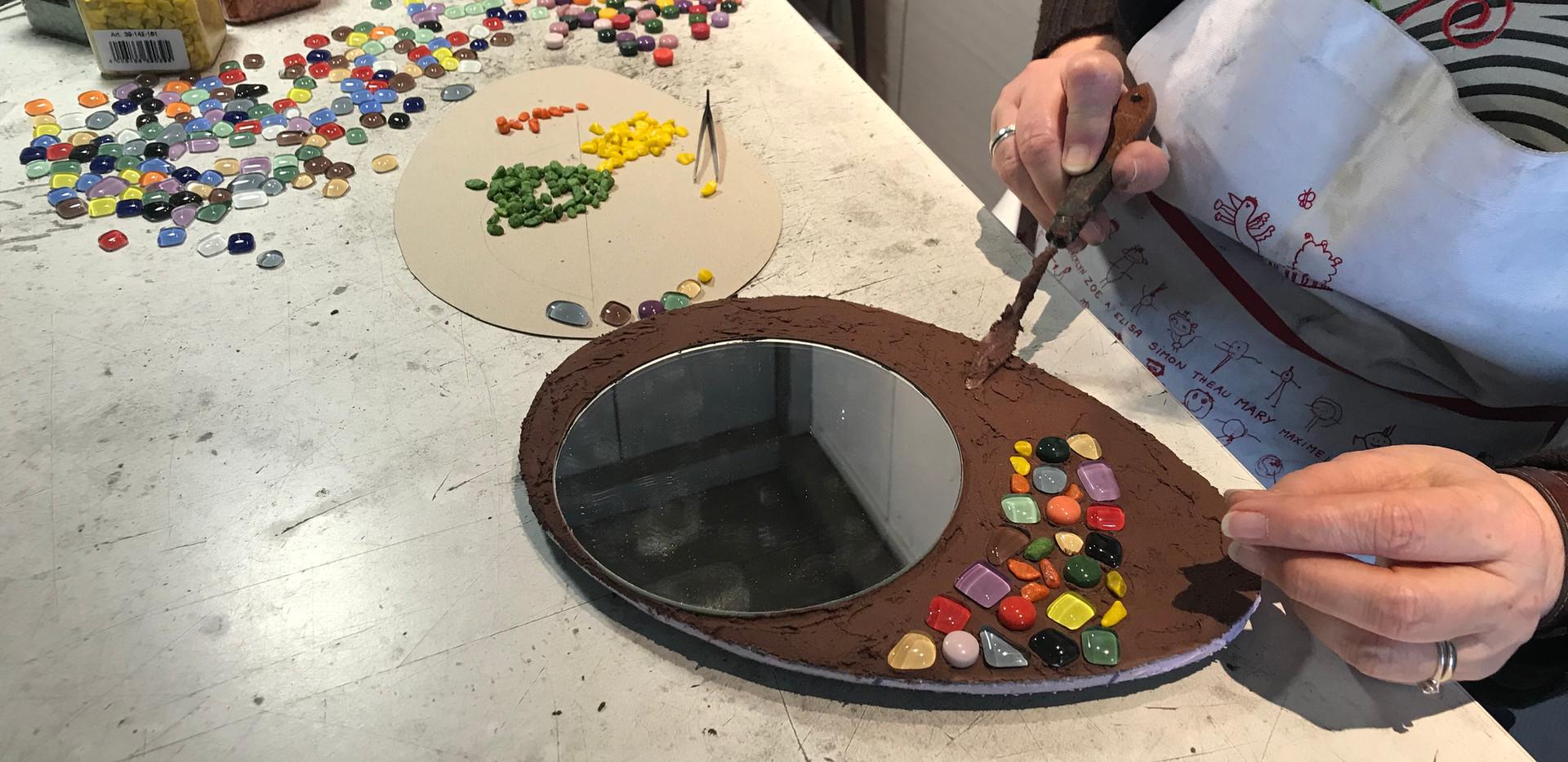 Création d'un miroir