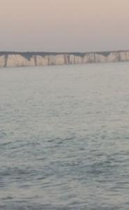 de la côte picarde dans la réserve naturelle du Hâble d'Ault au sud de la Baie de Somme