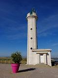 Le Hourdel et son phare à Cayeux-sur-Mer en Baie de Somme