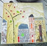 Stage de mosaïque contemporaine à l'atelier de mosaïque & nature à Abbeville aux portes de la Baie de Somme