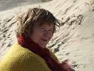 Agnès Bourdon, balades art et nature en Baie de Somme, guide nature et artiste contemporain de mosaïque