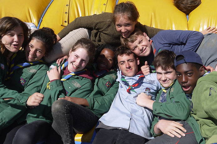 camp scout nantes