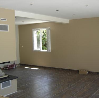 Préparation murs + Finitions complètes Peinture