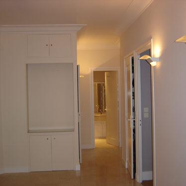 Appartement Haussmanien - Refonte de la peinture