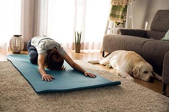 Home Practice with Humane Yoga