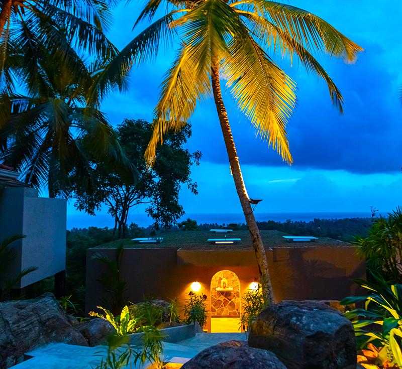 Vasanava Spa, Galle, Sri Lanka I Evening