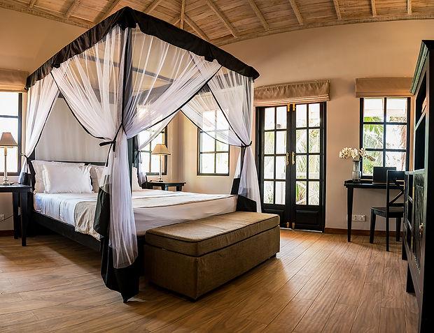 Tabula Rasa Resort, Galle, Sri Lanka, De