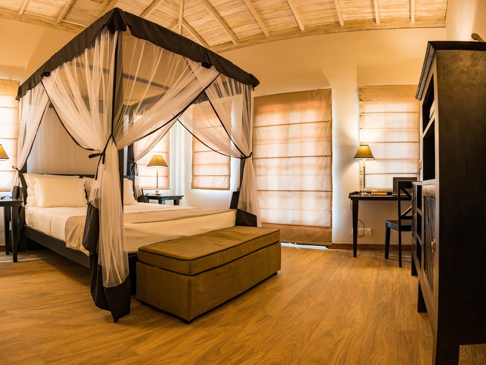 RESORT ROOMS | Tabula Rasa Resort Sri Lanka