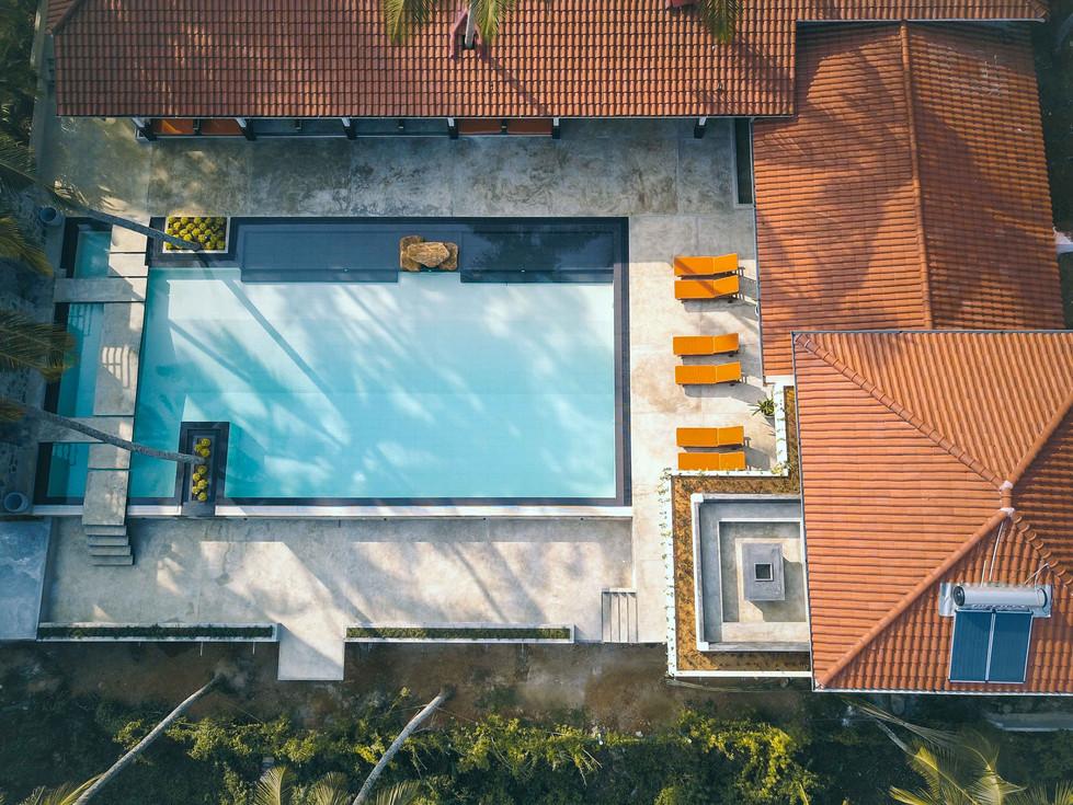 taTabula Rasa Resort - Infinity Pool