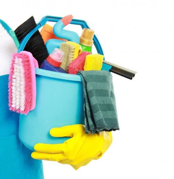 Residential Cleaning < 1500 sq ft.