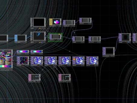 Touch Designer- Lorenz Attractor