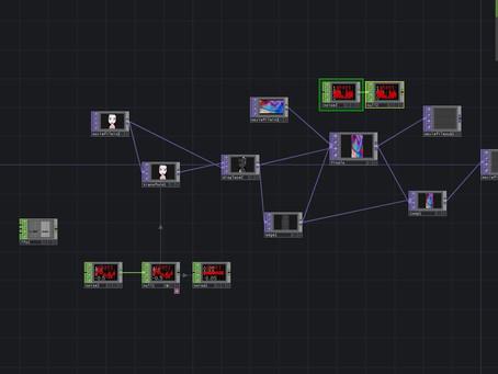 Touch Designer Exploration- Glitch