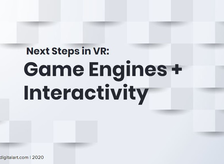 Game Engines + Interactivity