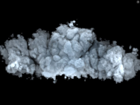 Houdini- Cloud Sketch