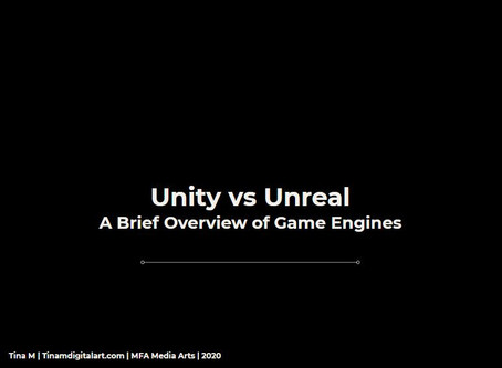 Game Engines: Unity vs UE4