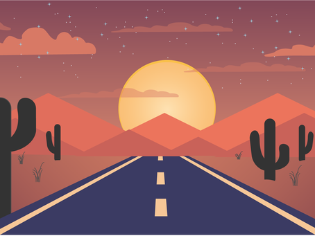 Illustrator- Landscape