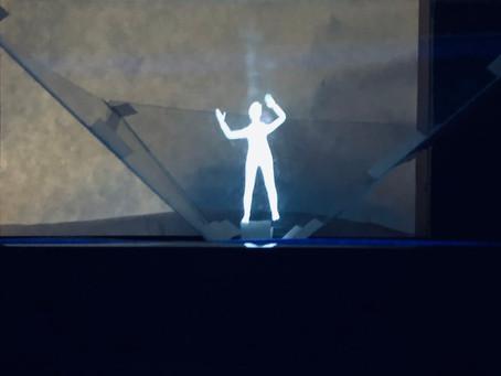 Holo-Kinect Project