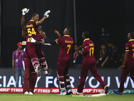 What can we learn from the India/WI Semi Final WCT20 2016?
