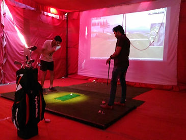 Virtual Golf Corporate Sports Event India