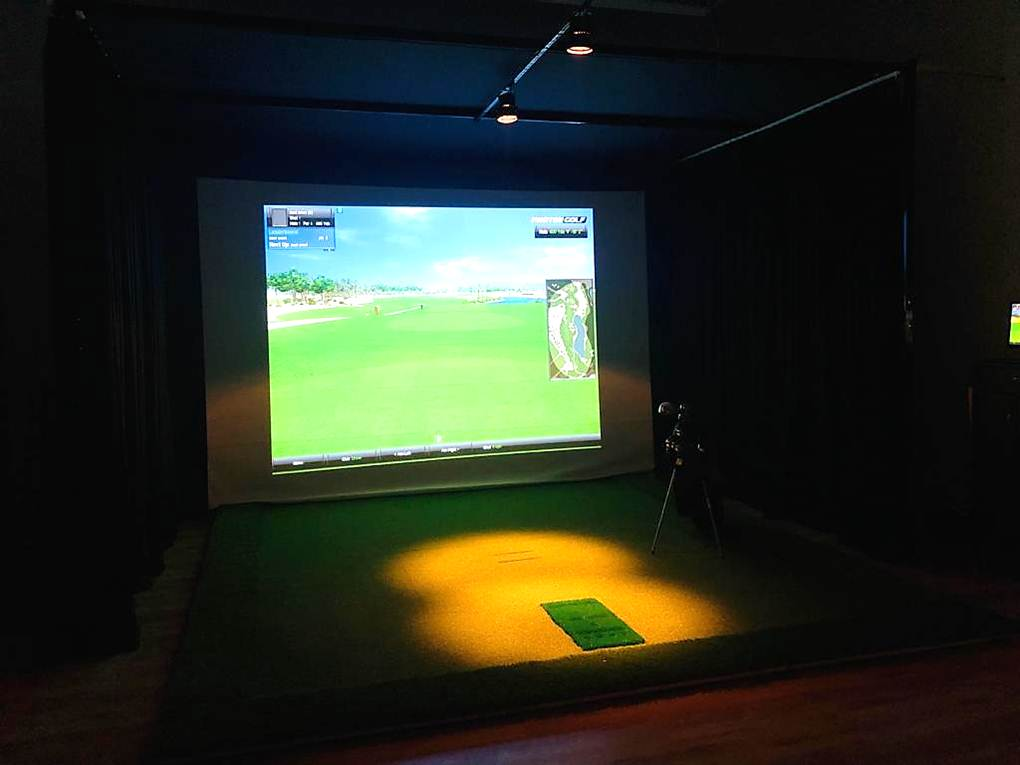 Golf Studio in Store 1