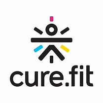 cure.fit logo