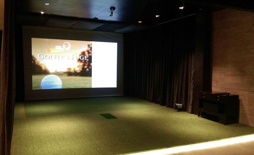Golfer's Edge Leela Gurugram