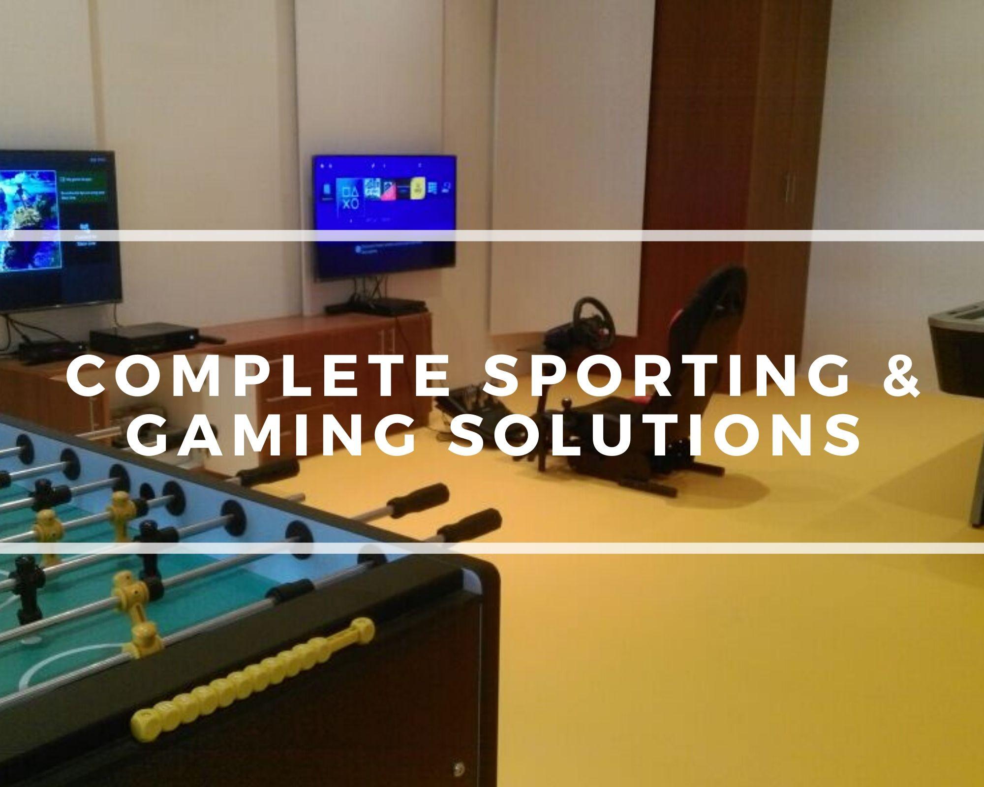 Carousel-Complete Sporting & Gaming Solu
