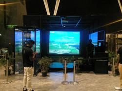Golf Simulator BIAL