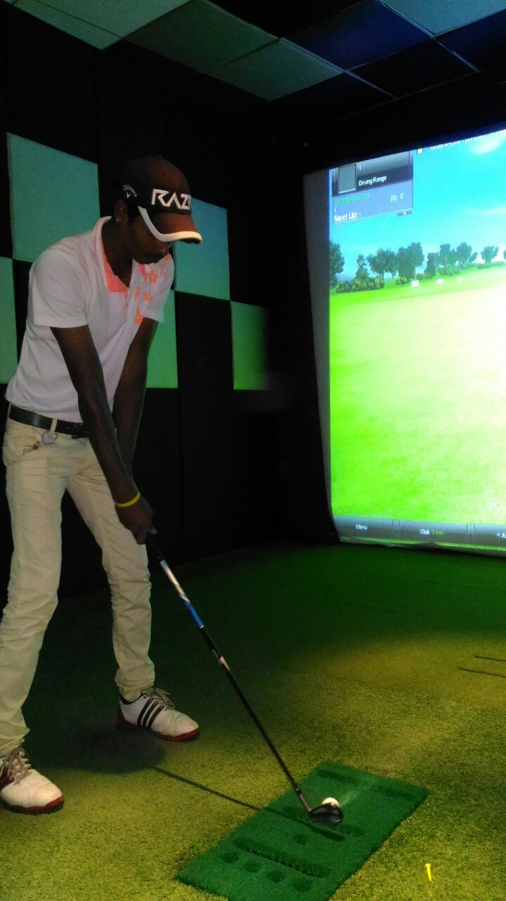 CIscoIndiaIndoorGolf