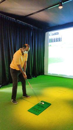 Inventure Academy Golf Studio 1