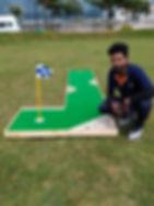 Corporate Mini Golf Entertainment India
