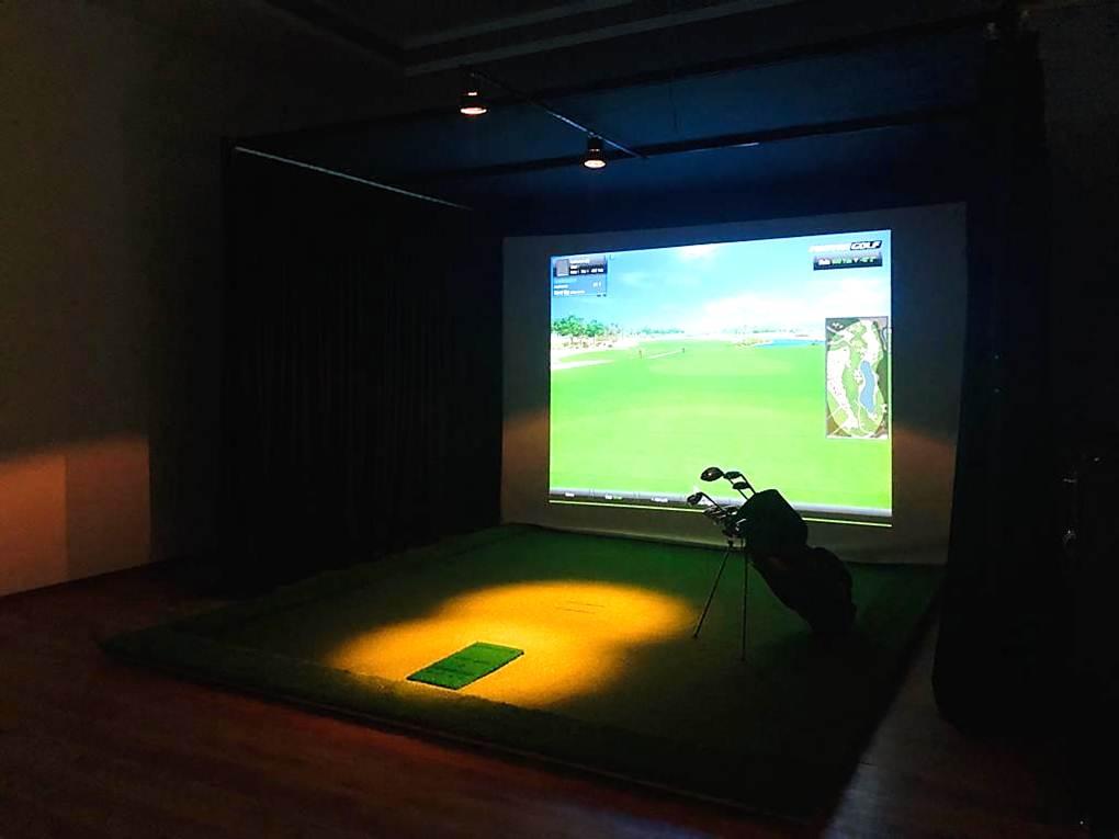 Golf Studio in Store 3